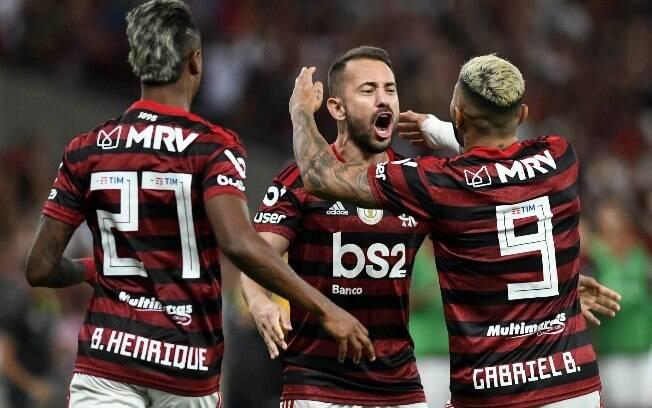 Flamengo conquistou o Brasileirão de 2019