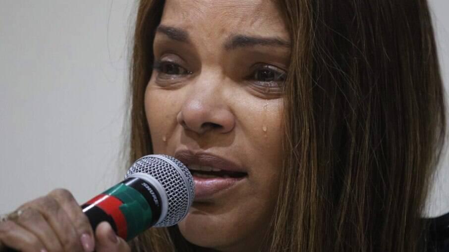 Deputada Flordelis (PSD-RJ)