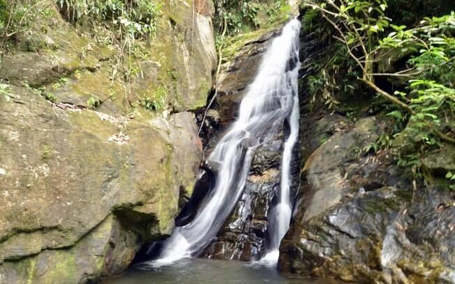 Há dezenas de cachoeiras no Rio de Janeiro