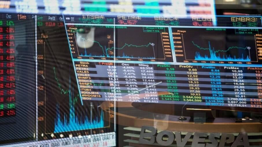 Bolsa de Valores fecha em alta de 1,91%,
