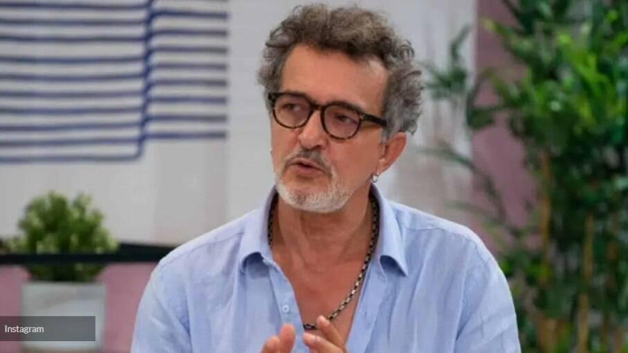 Ator Rogério Samora
