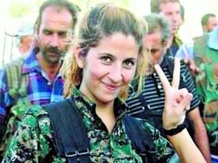 Feito. Em outubro, relatos de que 'Rehana' teria matado mais de cem jihadistas inundaram a internet