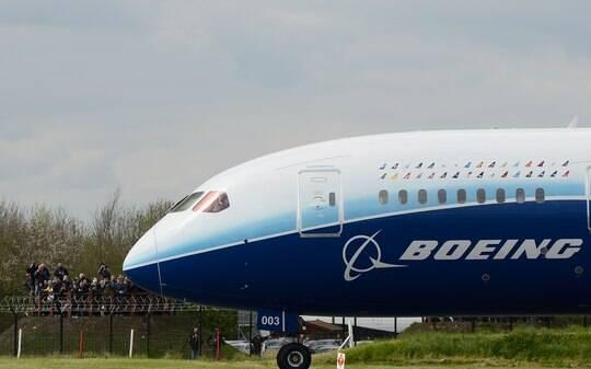 Boeing 787 só pode voar quando resolver problema, diz FAA - Home - iG