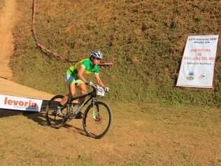 Erika Gramiscelli começou bem segunda etapa em São João del-Rei após ir mal em Araxá