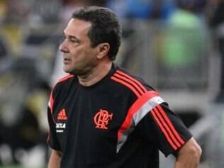 Luxemburgo ainda terá muito trabalho para acertar a equipe do Flamengo