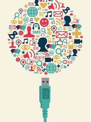 Notícias boas correm rápido -- e vão mais longe -- em redes sociais