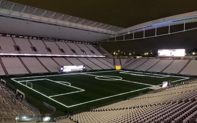Neo Química Arena é o novo nome do estádio do Corinthians