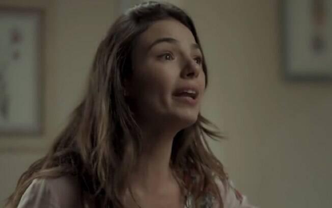 Ritinha revela seu segredo a Bibi para proteger Zeca