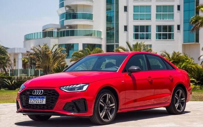 Audi A4 Sedan Performance Black: retoques no desenho entre as novidades da linha 2021 que acaba de chegar ao Brasil