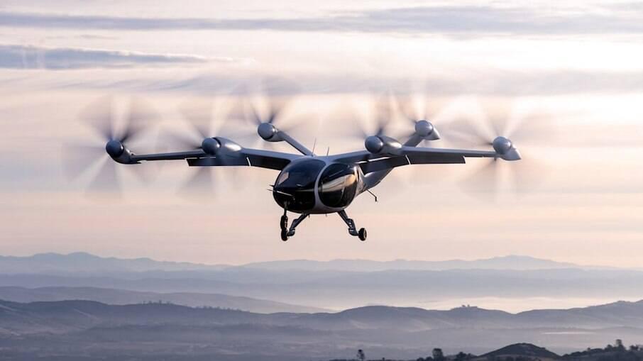 Joby Aviation vai construir e operar uma frota comercial de táxis aéreos até 2024