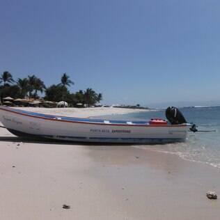 Punta Mita, de onde saem os passeios para as Ilhas Marietas (imagem feita com câmera FujiFilm)