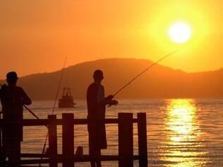 Deck do Pescador, Santos