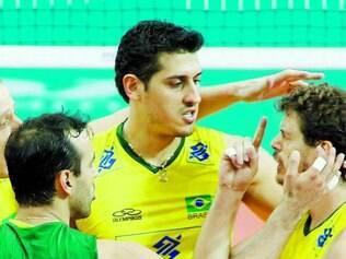 Favorito. Brasil conta com a força e a experiência na busca do quarto título consecutivo no Mundial