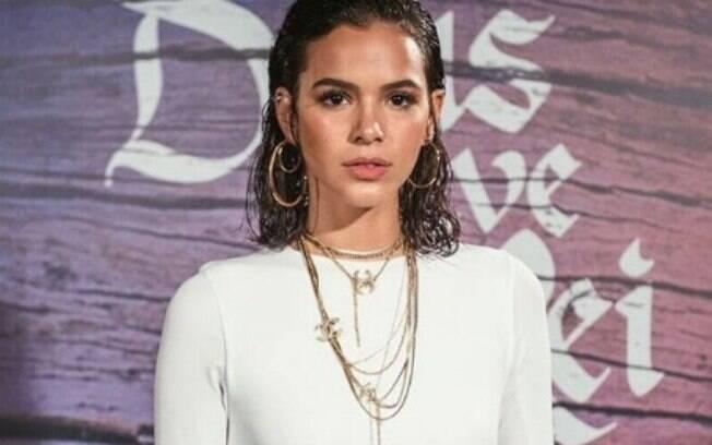 Bruna Reis Maia é a atriz Bruna Marquezine