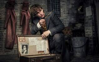 """Animais Fantásticos: Os Crimes de Grindelwald"" embaralha universo Harry Potter"
