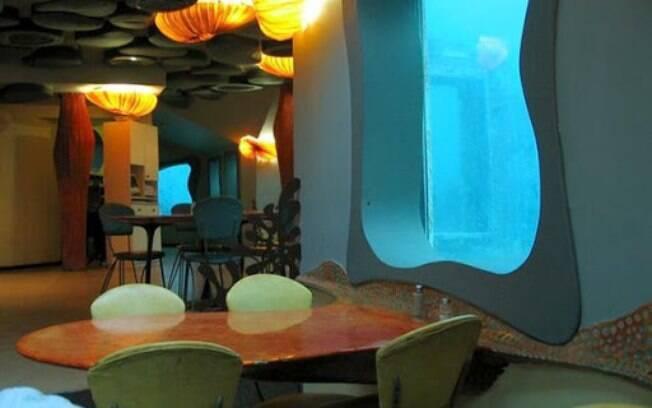 O cardápio do Red Sea Star Restaurant contra com diversidade de frutos do mar. Foto: Divulgação