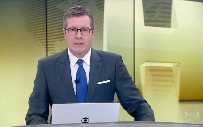 Márcio Gomes, jornalista da Globo