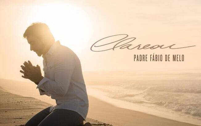 """Padre Fábio de Melo lança novo álbum: """"estou mais feliz e mais centrado"""""""