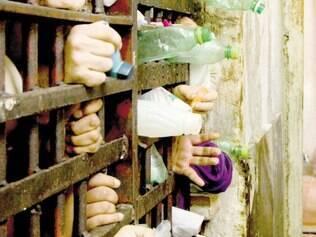Prisões. População carcerária mineira cresceu quase 50% nos últimos cinco anos, segundo o governo