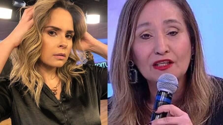 Ana Paula Renault e Sônia Abrão