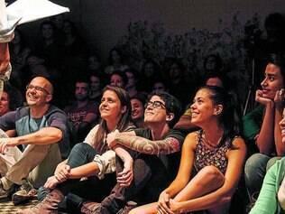 """""""Três Tigres Tristes"""", leitura do texto de Vinícius Souza no Espanca"""