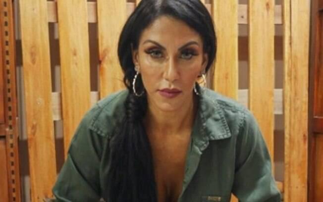 Alessandra Fernandes, viúva de MC Sapão