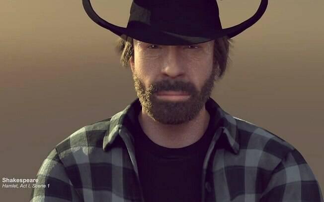 Animação de agência com Chuck Norris parodiou comercial da Volvo com Jean-Claude Van Damme