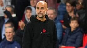 Guardiola se surpreende com possível saída