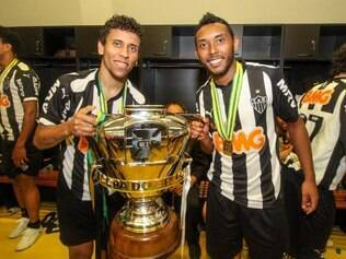 Marcos Rocha quer um 2015 ainda mais vitorioso
