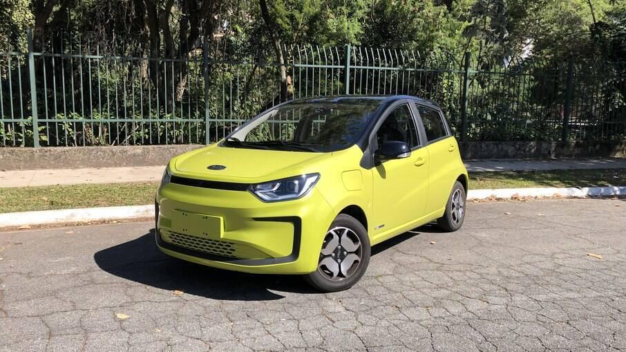 JAC Motors inova na receita do e-JS1, que tem tudo para bombar entre os carros 100% elétricos