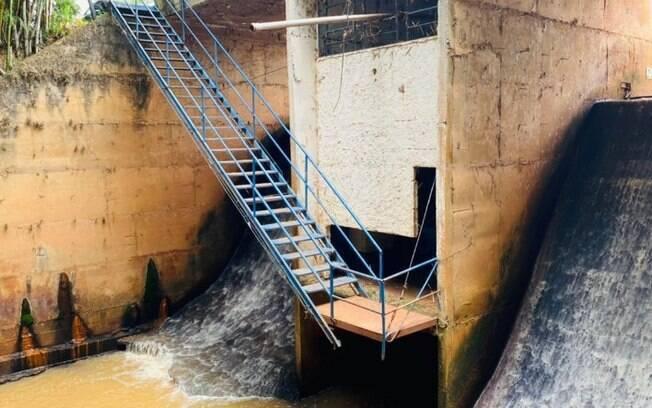 Barragem de Artur Nogueira corre risco iminente de rompimento