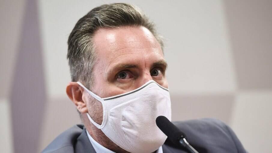 Dominguetti, o 'PM vendedor de vacinas', em participação à CPI da Covid