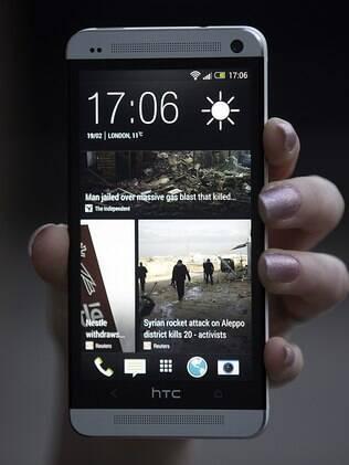 HTC One: melhor câmera para selfie