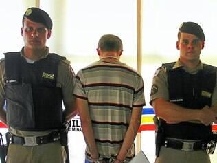 Militares, com apoio da Guarda, prenderam ladrão
