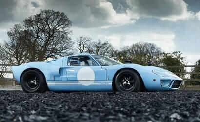Último Ford GT40 produzido será leiloado nos EUA