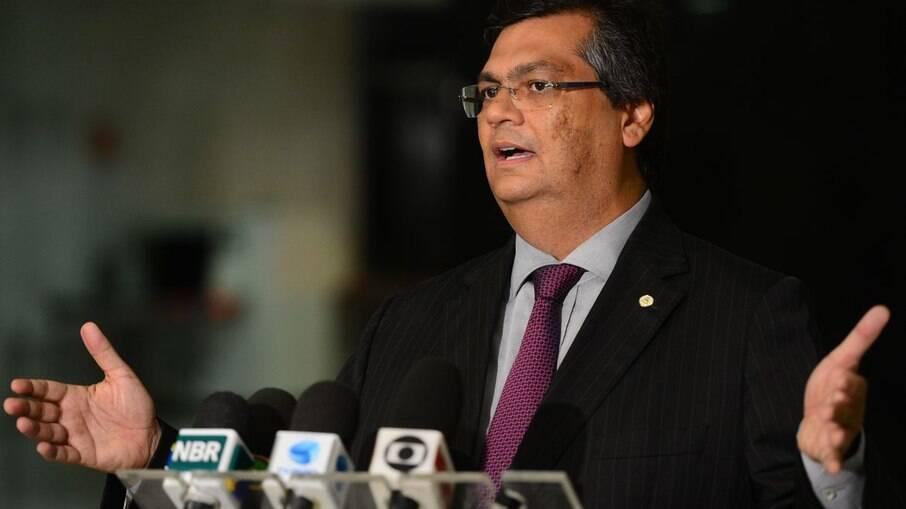 Governador do Maranhão, Flávio Dino (PCdoB)