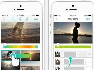 Fly é editor de vídeo grátis para iPhone. Recurso multicâmera é comprado à parte por US$ 9,99