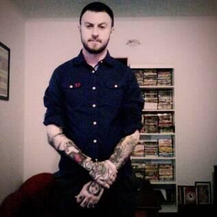 Anderson Lopes diz que nunca se preocupou sobre como as tatuagens ficarão na 3ª idade