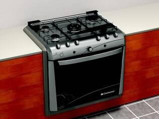Fogão de embutir é boa opção para cozinhas pequenas e modulares