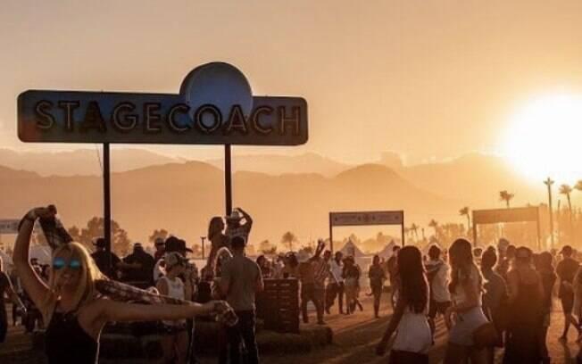 O Stagecoach, também em Indio, é o único dos festivais de música dedicado exclusivamente à música country