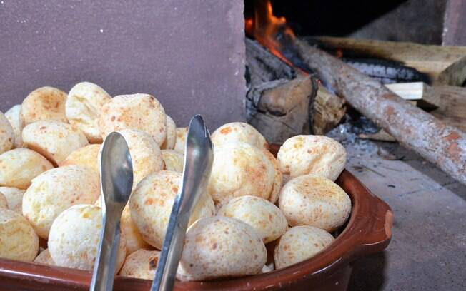 O pão de queijo é um queridinho dos brasileiros