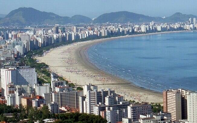 As praias de Santos são cortadas pelos 7 canais da cidade, e cada uma delas traz uma surpresa para você descobrir