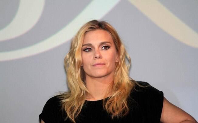 Carolina Dieckmann: vítima de chantagem, a atriz teve fotos nuas publicadas na internet por criminosos