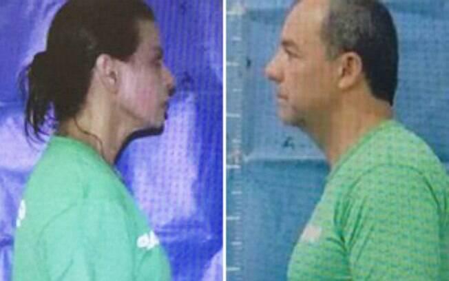 Sérgio Cabral e a ex-primeira-dama Adriana Ancelmo são suspeitos de usar helicópteros do estado irregularmente