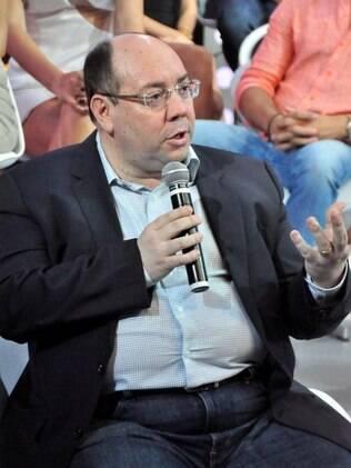 Alexandre Raposo, vice-presidente comercial da Rede TV!