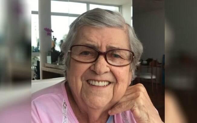 Hilda Rabello enviou mensagem emocionante nas redes sociais