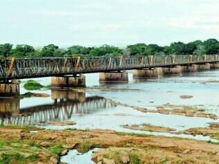 Histórico. Reservatórios de Três Marias estão com apenas 6,3% da capacidade de armazenamento de água