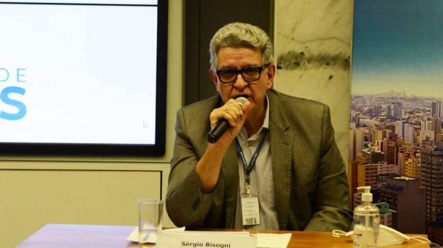 Sério Bisogni, presidente da Rede Mário Gatti.