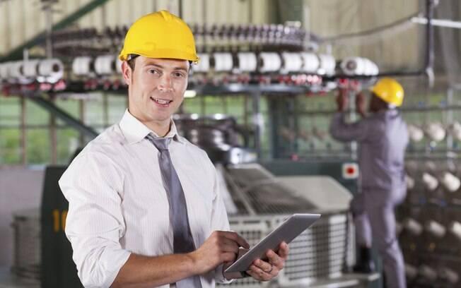 Engenharia é uma das profissões beneficiadas pela nova lei. Foto: Thinkstock/Getty Images