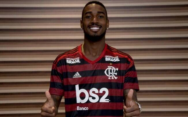 Gerson%2C jogador do Flamengo